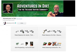 Adventures In Dirt Amazon Store